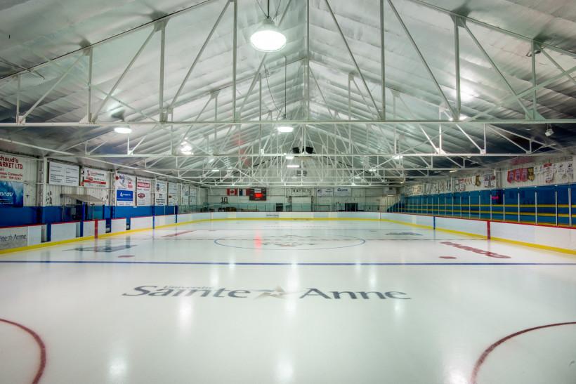 Universite Sainte-Anne Sports Centre Arena