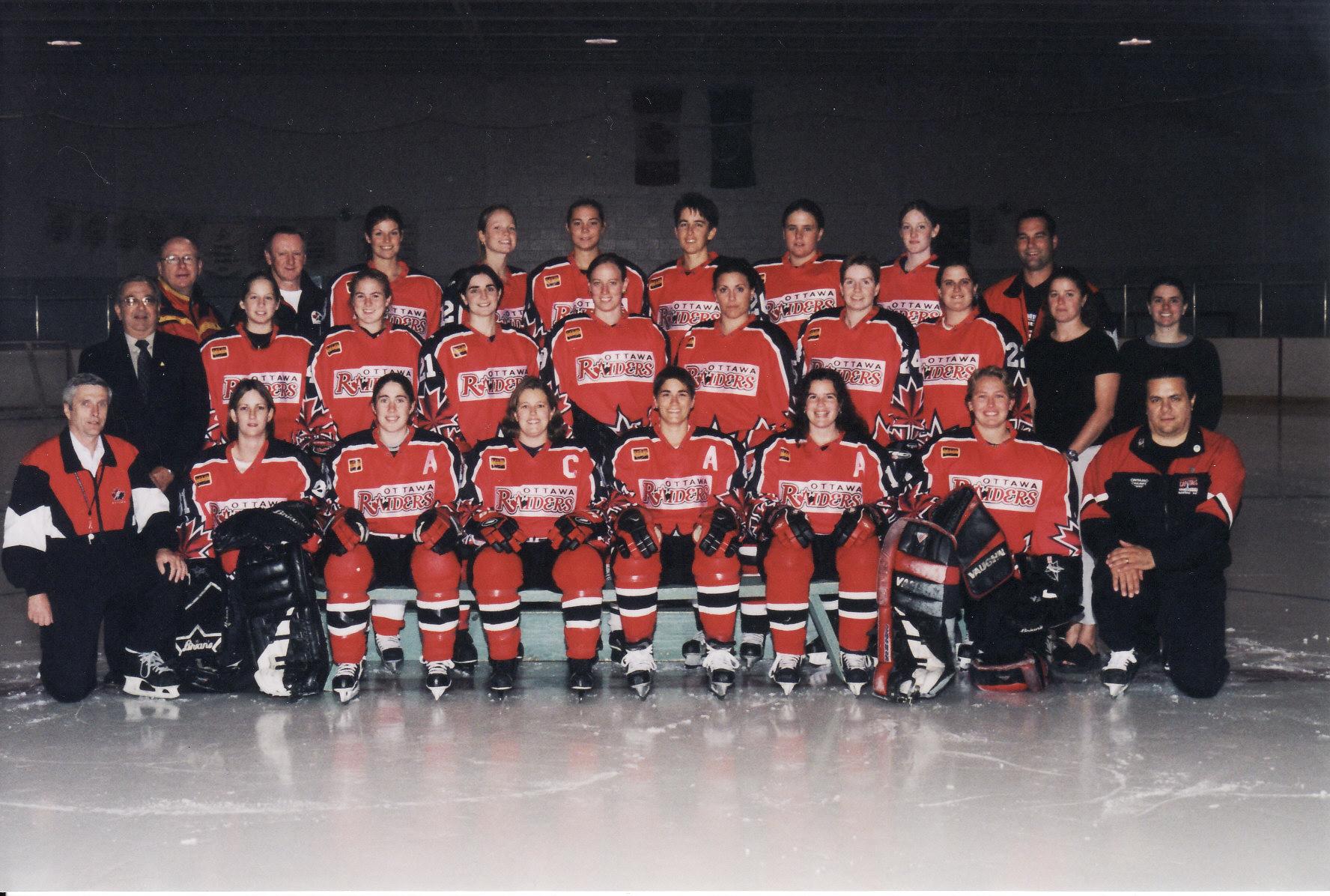 2001–02 NWHL season