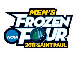 2011 Frozen Four logo