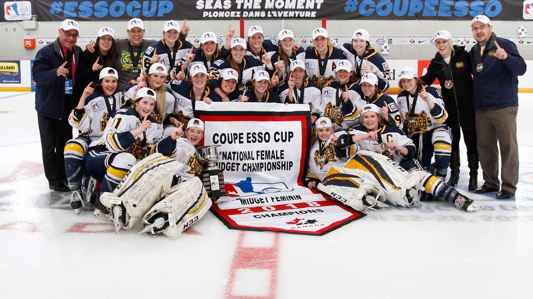 2018 Esso Cup