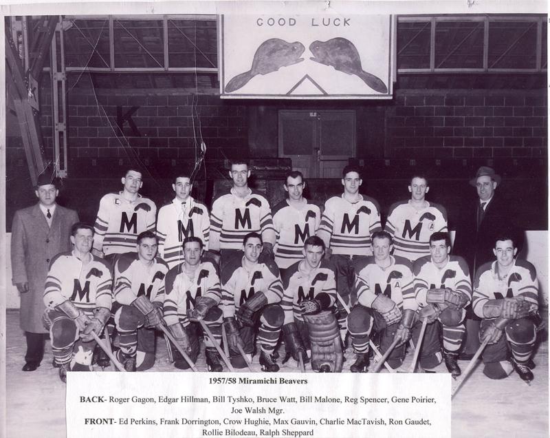1957-58 NSHL season
