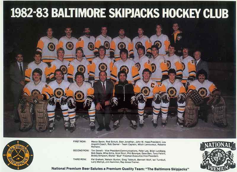 1982–83 AHL season