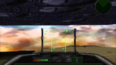 ID4 gameplay first level (PSX)