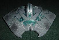 Alien Attacker Toy