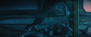 Independence Day Resurgence-Alien Beheaded
