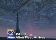 Paris Sky News