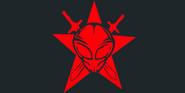 Flag revolutionary of Numbutu