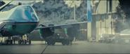 Air Force One Hybrid Plane