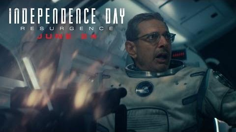 """Independence Day Resurgence """"They're Coming Back"""" TV Commercial 20th Century FOX"""