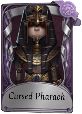 Cursed Pharaoh