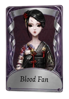 Blood Fan
