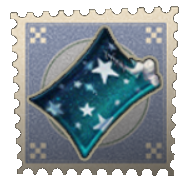 Starry Sky Pillow