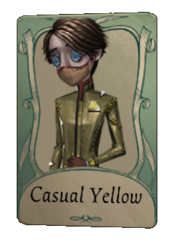 Casual Yellow