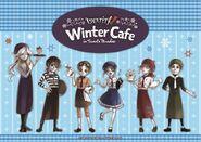 SweetsParadiseWinterCafe