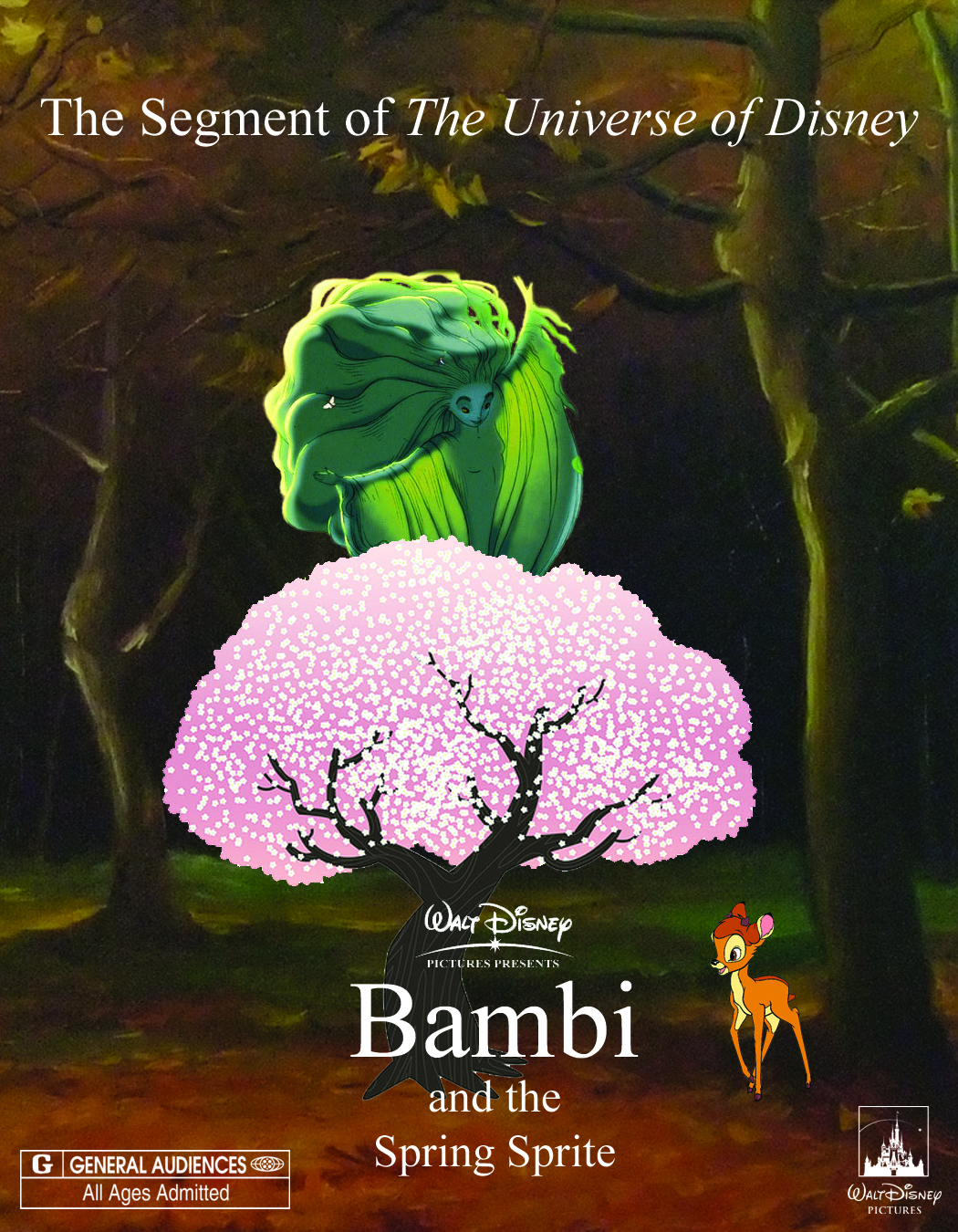 Bambi and the Spring Sprite