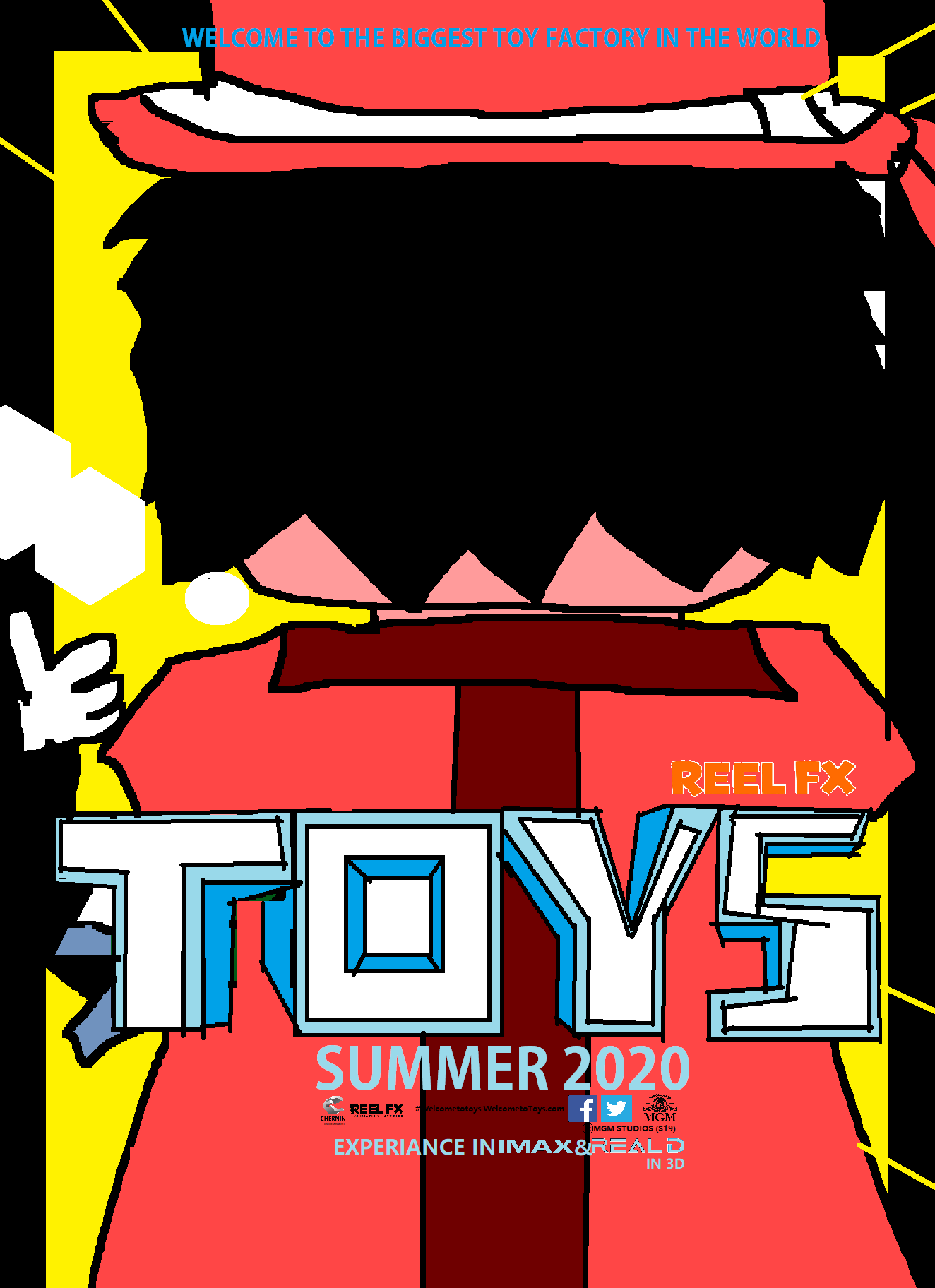 Toys (Rebooted Film)