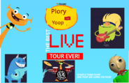 Plory And Yoop The Best Live Tour Ever!
