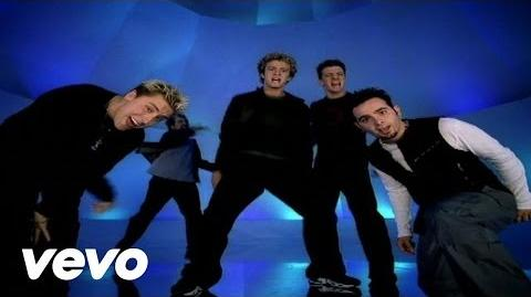 'N Sync - It's Gonna Be Me (Official Video)