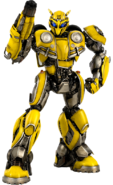 Bumblebee transformers silo