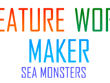 Creature World Maker Expansion Pack: Sea Monsters