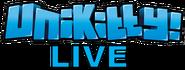 Unikitty Live logo
