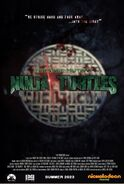 Ninja Turtles 2023 poster