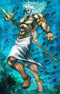 Poseidon by erikvonlehmann
