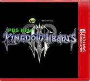 PBS Kids' Kingdom Hearts III (Nintendo Switch)