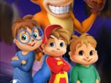 Alvin and the Chipmunks Meet Crash Bandicoot