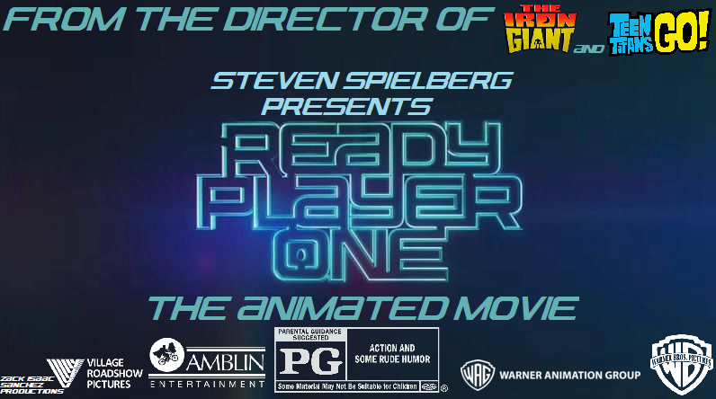 Ready Player One: The Animated Movie