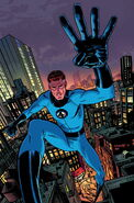 Mister Fantastic picture for a story