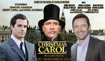 A Christmas Carol 2020 Film Idea Wiki Fandom
