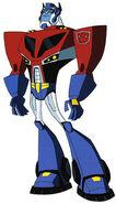 Optimus Prime ( Transformers Animated version )