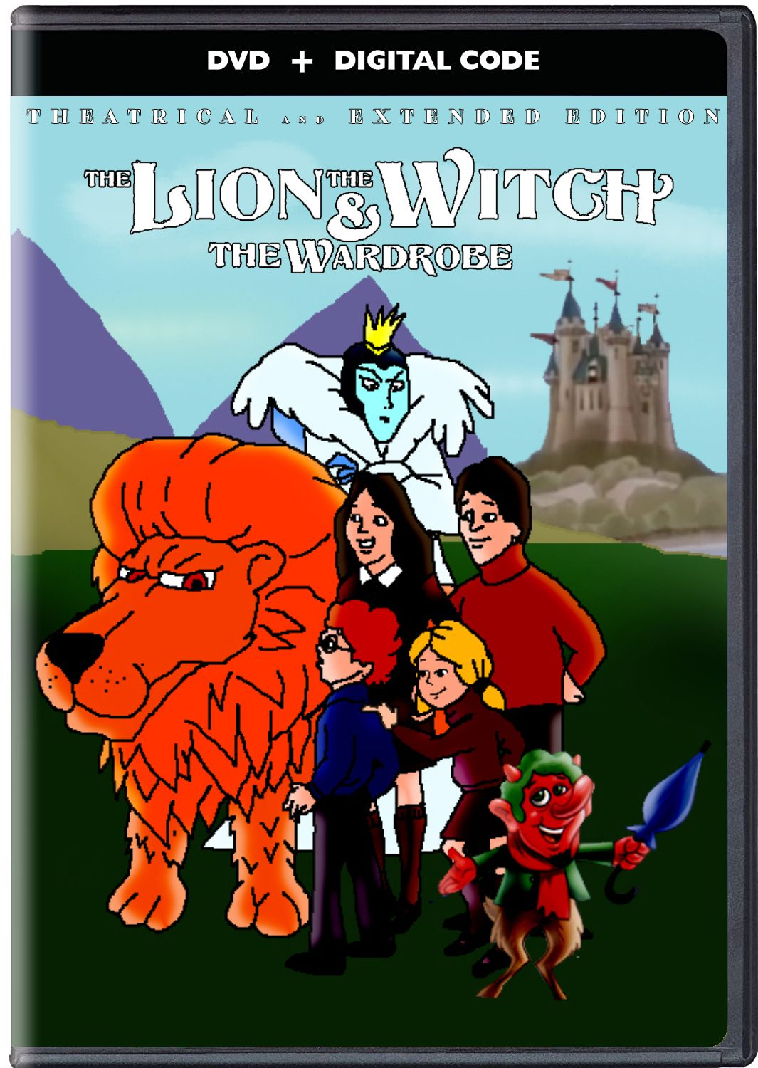 The Lion, The Witch & The Wardrobe (1979, Extended Edition)