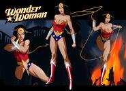 Wonder woman animated by chubeto-d66pi9e