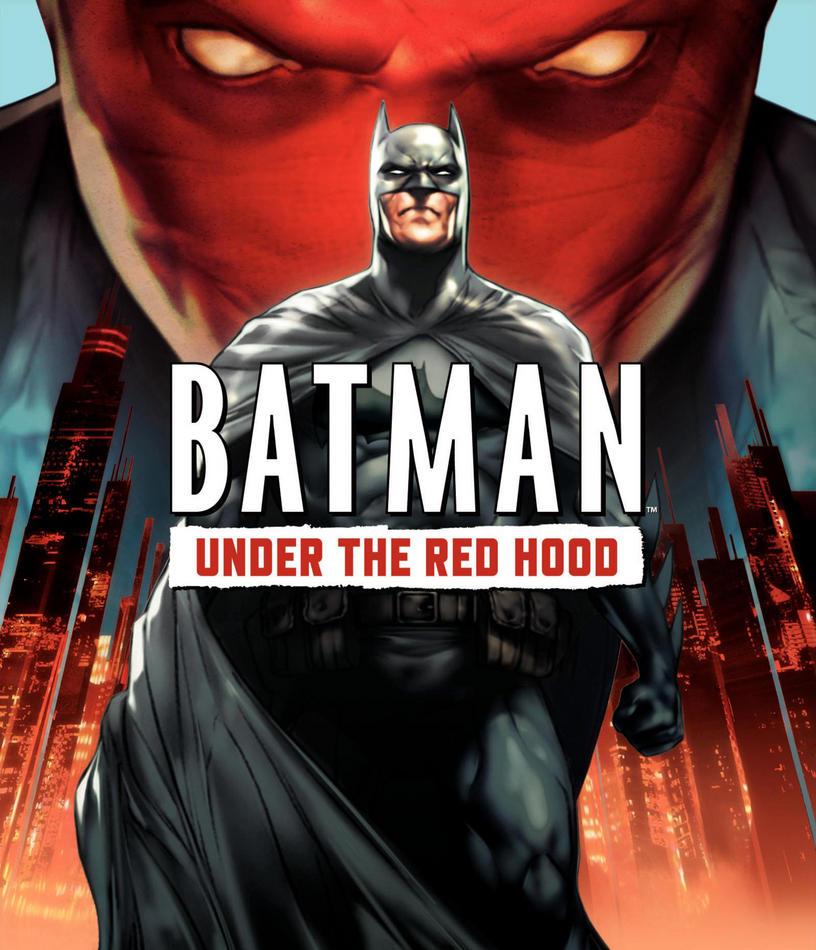 Bruce Timm's Batman: Under the Red Hood