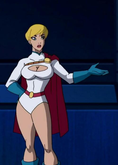 Powergirl (TV series)