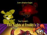 Five Nights at Freddy's 2: The New Adventures of Freddy Fazbear