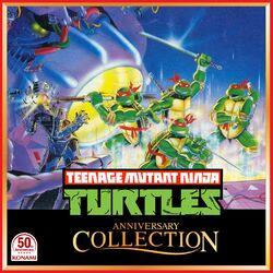 Teenage Mutant Ninja Turtles Anniversary Collection