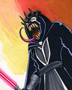 Darth venom by darkstream00-d39pe6i