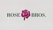Rose Brothers LLC logo (1967, On-screen)