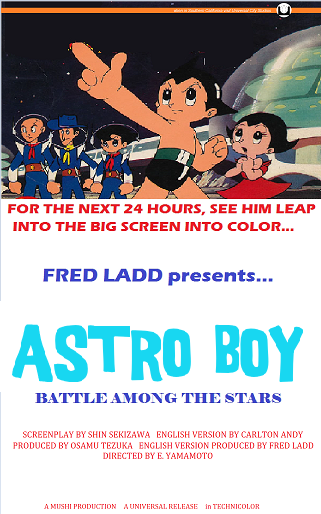 Astro Boy: Battle Among the Stars