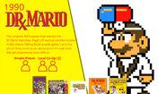 Dr Mario legacy collection menu