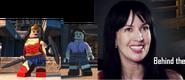 Lois Lane voiced by Grey DeLisle