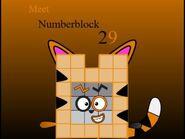 Numberblock Twenty-Nine and Friends- Episode 1- Meet Numberblock Twenty-Nine!