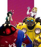 Bumblebee meets Sp;dr