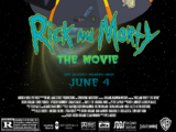Rick and Morty: The Movie (2021 film)