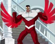 Falcon in Avengers EMH