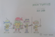 Ninja Turtles 2023 The Turtles