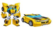 Bumblebee ( Transformers Rescue Bots 2013 version )